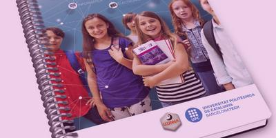 Prop de 5.000 escolars catalans estrenen el curs amb l'Agenda Tecnològica de la UPC