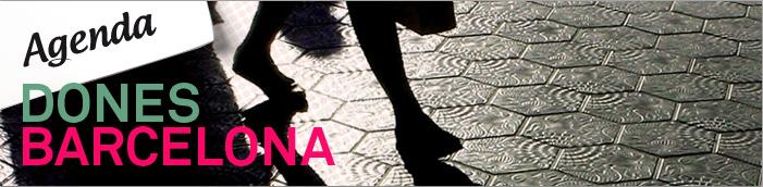 Agenda dones Barcelona. Ajuntament de Barcelona